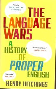 THE LANGUAGE WARS