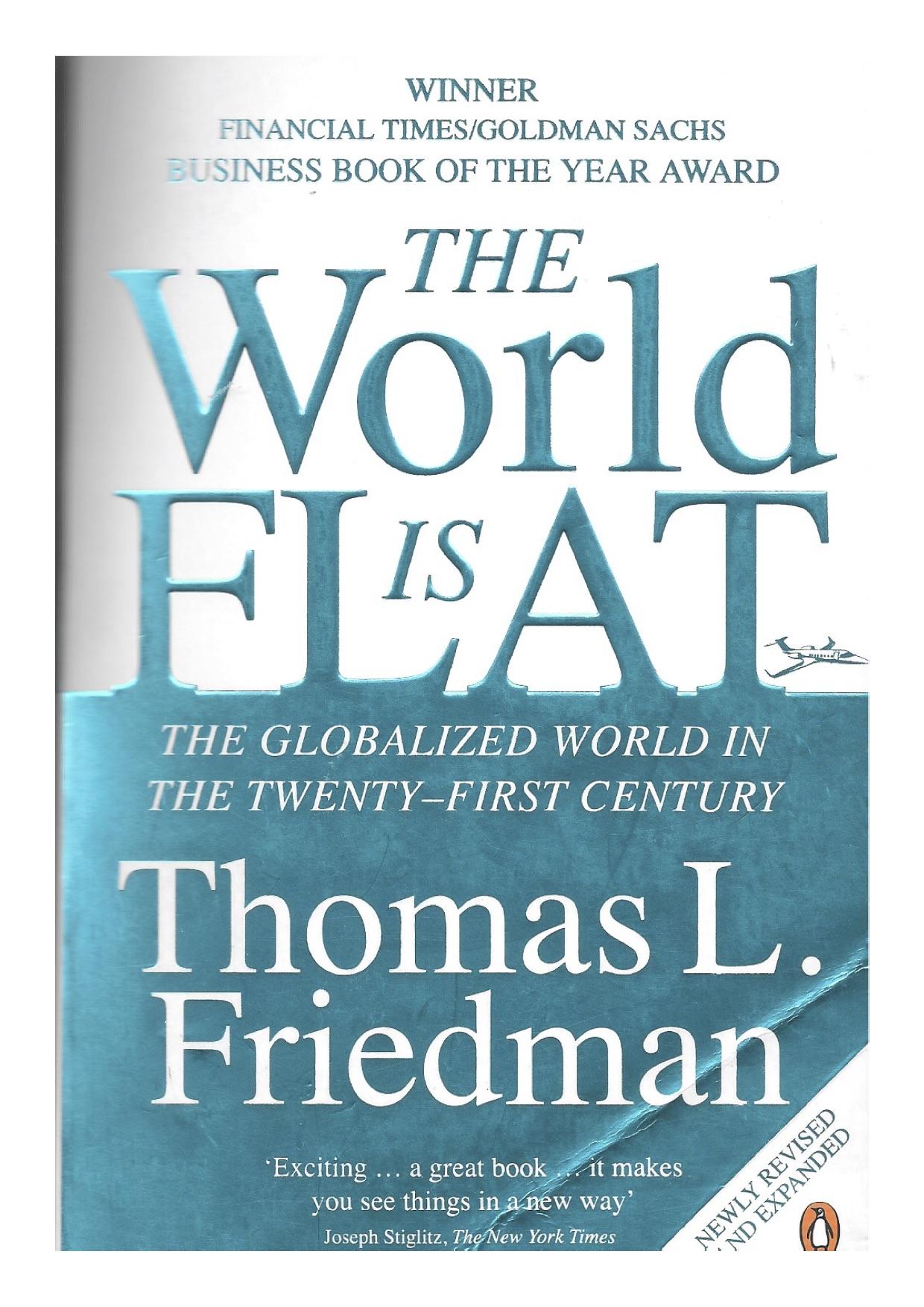 The World Is Flat Thomas L Friedman Greatest Hits Blog The Best Business Books Summerised