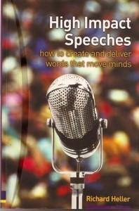 HIGH IMPACT SPEECHES