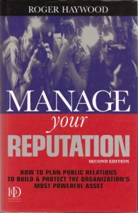 MANAGE YOUR REPUTATION