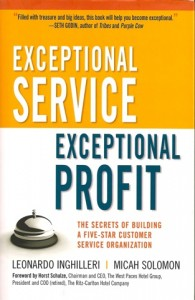 EXCEPTIONAL SERVICE
