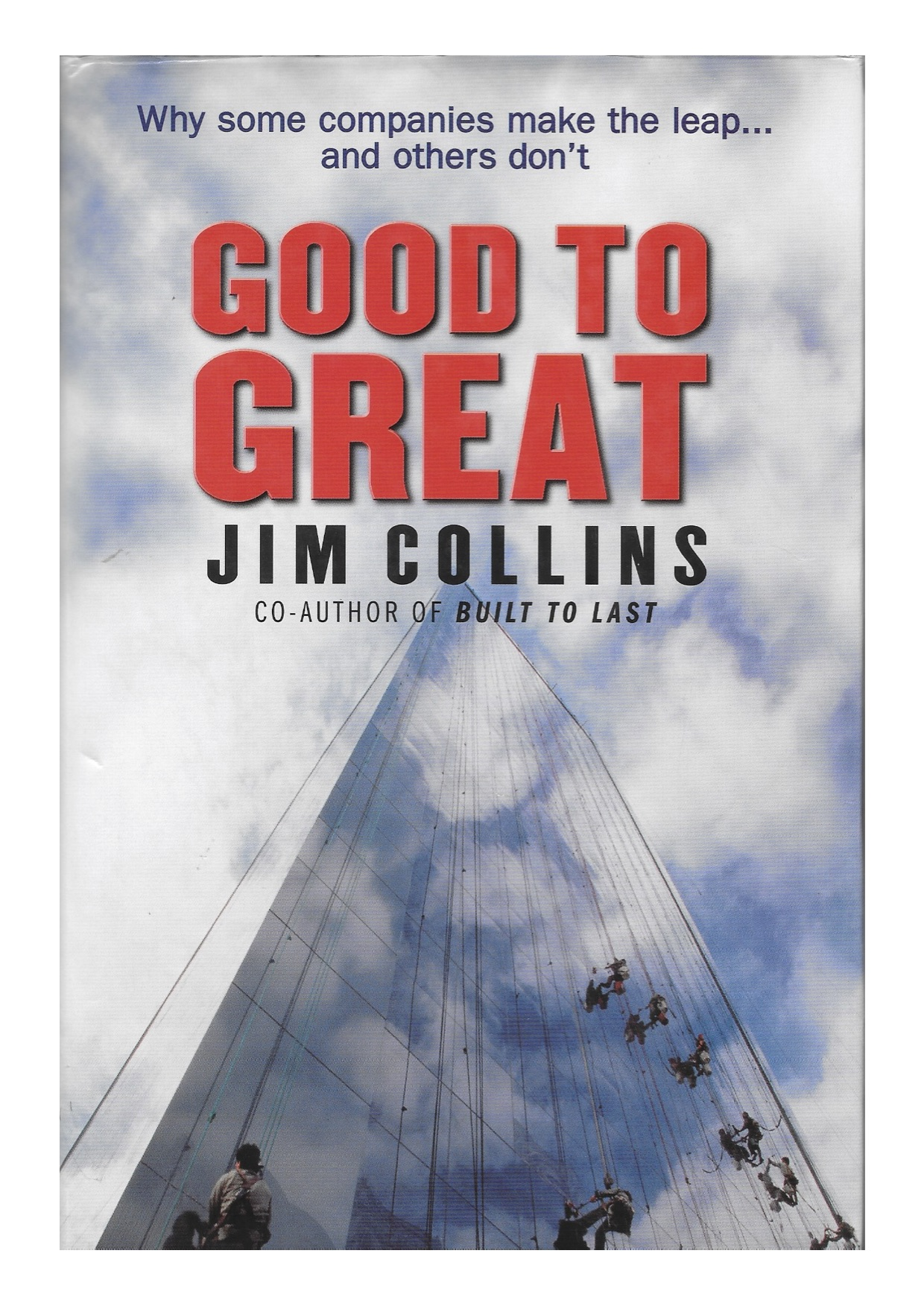 good to great Level 5 leadership one of the most surprising results of the research of good-to-great companies was in the discovery of the type of leadership required to turn a good.