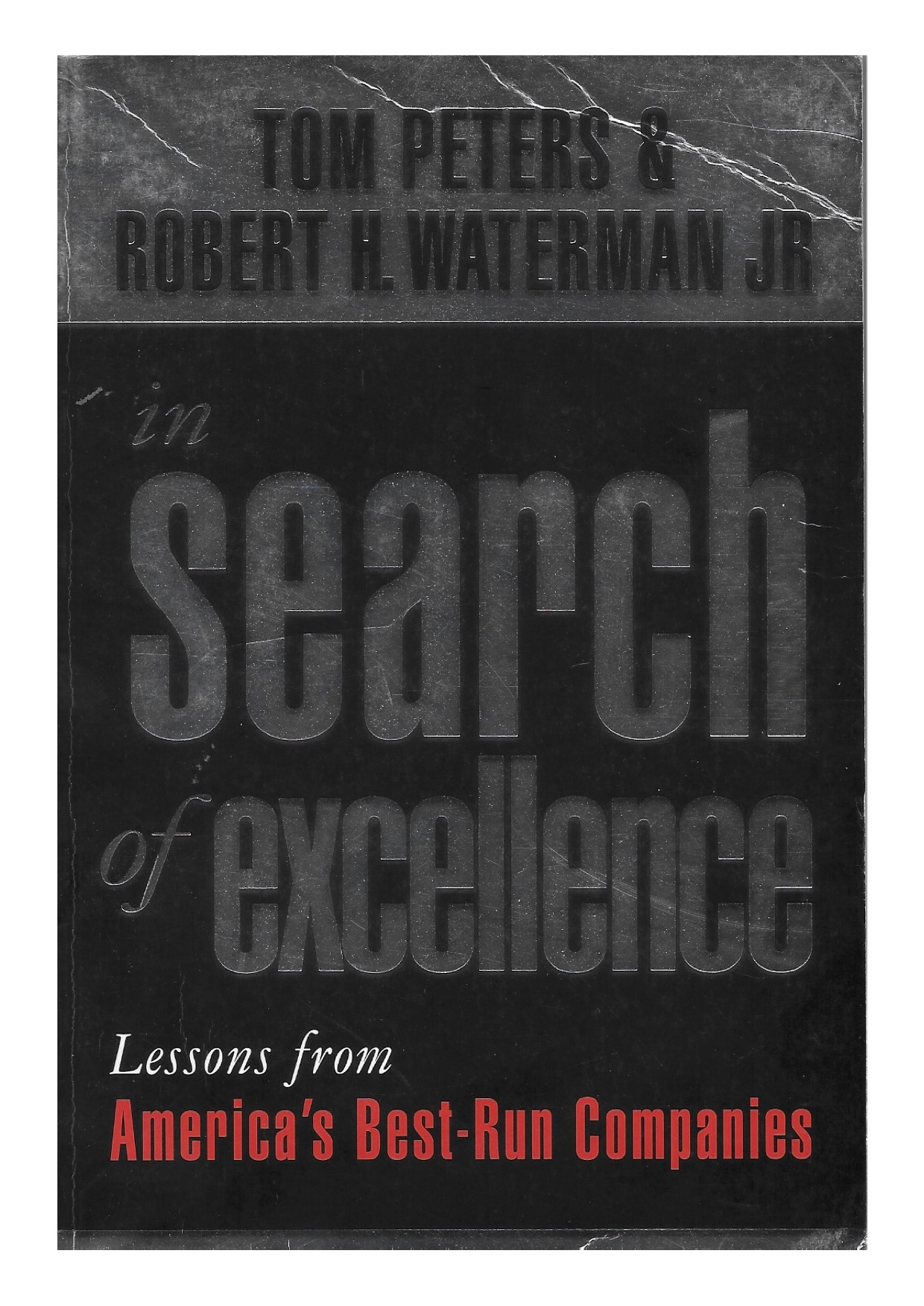 In search of excellence peters waterman greatest hits blog in search of excellence peters waterman greatest hits blog kevin duncan publicscrutiny Choice Image